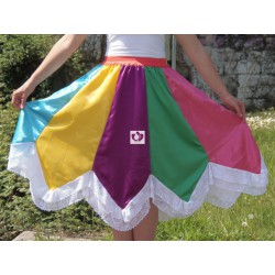NINE COLOR SKIRT