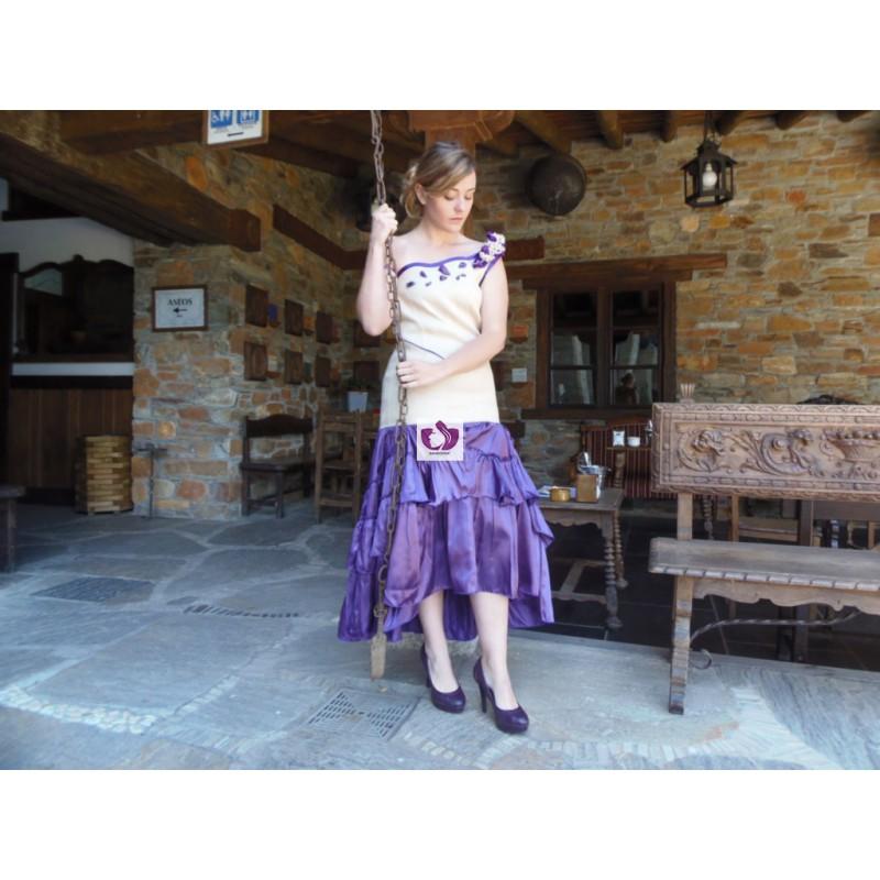 ELEGANT JUTE DRESS