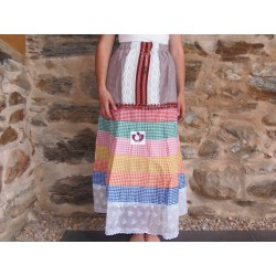 9 COLORS OYA´S SKIRT
