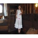 WOMEN'S WHITE DRESS