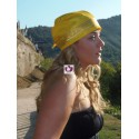 YELLOW HEADSCARF OSHUN