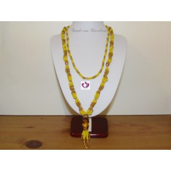 OSHUN MAZO NECKLACE