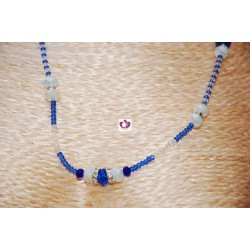 JEMANJÁ NECKLACE IN AUSTRIAN CRYSTAL