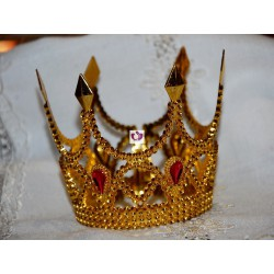 GOLDEN CROWN DOLL