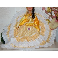 SKIRT OSHUN DOLL