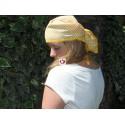 YELLOW HEADSCARF OSHUN